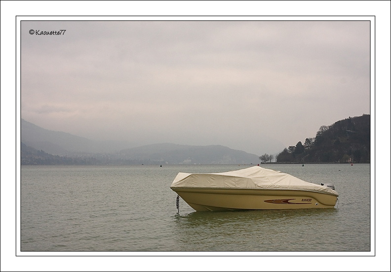 Lac d'Annecy (2011)